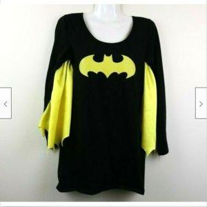 Rubies Batman Long Sleeve Batman Wings Shirt
